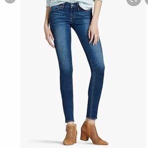 Lucky Brand Charlie Skinny Jeans 8/29 EUC